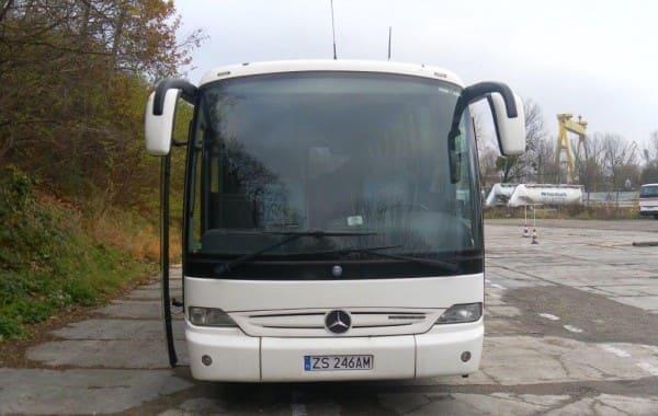 Autobus 33 SITZPLÄTZE – MERCEDES TOURINO