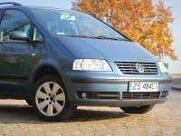 VW SHARAN 6 SITZPLÄTZE