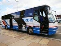 Autobus 54 SITZPLÄTZE BOVA FUTURA